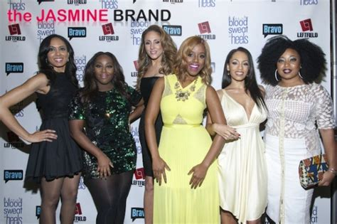 blood sweat and heels season two cast shake up whos coming back blood sweat and heels nyc premiere party missxpose