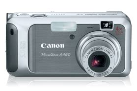 canon u.s.a. : support & drivers : powershot a460