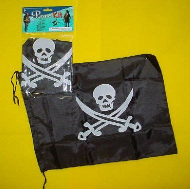 Gd St Snow Pink happytime novelty co pirate flag 20 quot x 12 quot black