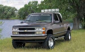 88 94 chevy truck 2 inch lift kit performance