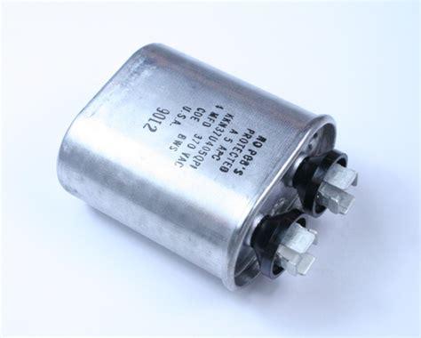vim fan capacitor kkn37u405qp1 cde capacitor 4uf 370v application motor run 2020062315