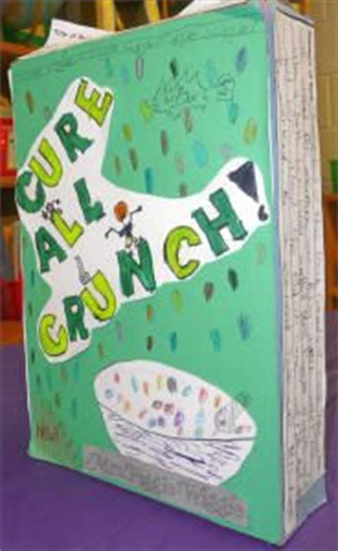 cereal box book reports fourth grade 287 best images about reading on context clues