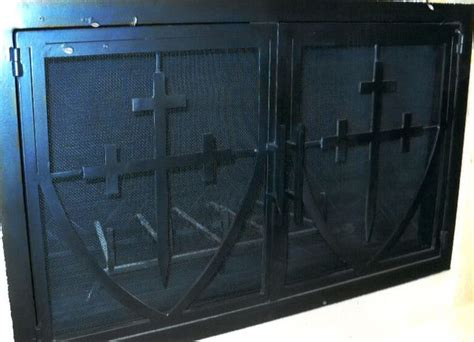 Custom Fireplace Screen Doors by 20 Best Images About Modern Fireplaces On