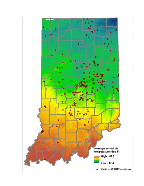 the location of the water table is subject to change indiana geological and water survey geothermal ground