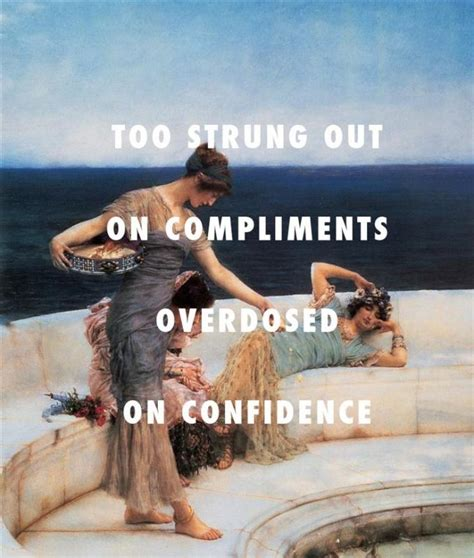 Drake Quotes Overdosed On Confidence