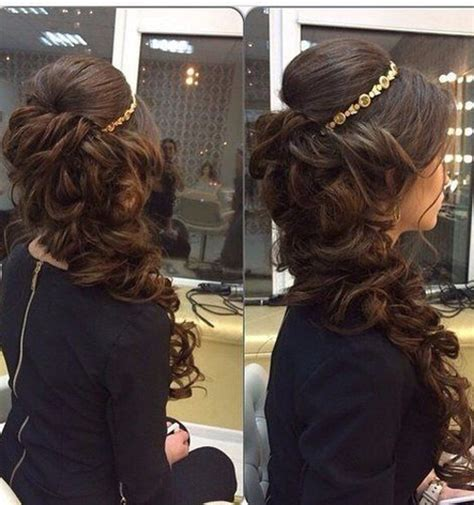 Cutest prom hairstyles 2018 for long hair weekly styles