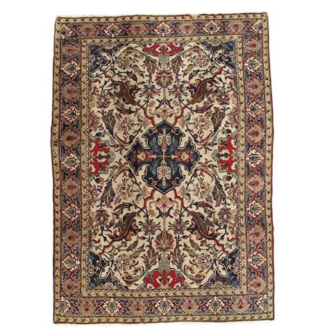 rugs and carpets india antique indian agra rug for sale at 1stdibs