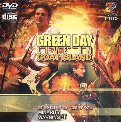 Vcd The Island greendayvideos live in goat island
