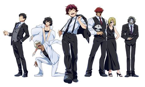blood blockade battlefront blood blockade battlefront wallpaper and background image