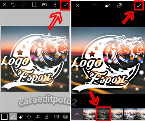 membuat logo esport tutorial esport logo design via picsart