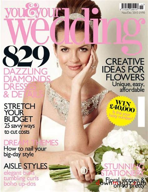 Wedding Magazines by Wedding Magazines Decoration