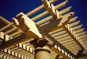 Wood Trellis Plans Albuquerque Residential Deck Trellis And Pergola Designer