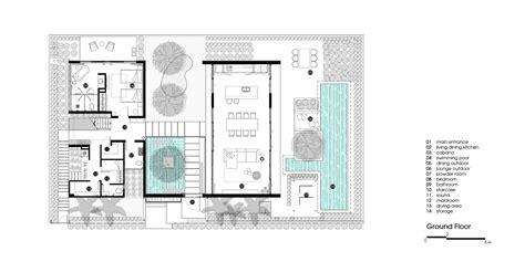 Plans House Gallery Of Naman Residences Villa B Mia Design Studio 14