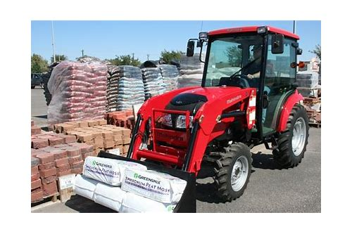 mahindra tractor package deals in ms