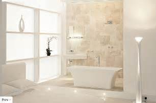 White Bathroom Designs by White Interior Design