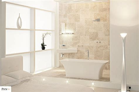 White Bathroom by White Interior Design
