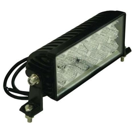 buyers products company 12 clear led work light 1492140