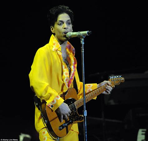 prince on the prince s most iconic daily mail