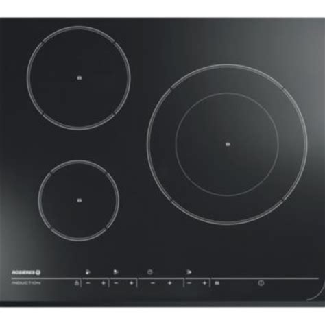 Induction L by Plaque De Cuisson Rosieres Boulanger