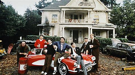 where was animal house filmed animal house where are they now abc news