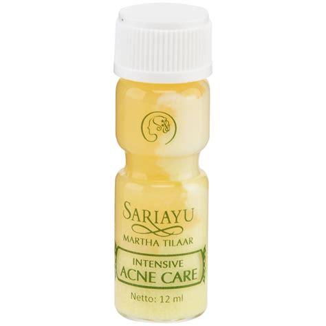 Harga Sariayu Intensive Acne Care 7 rekomendasi obat jerawat di bawah rp50 000beauty journal
