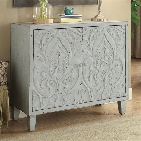 accent cabinets and chests coaster accent cabinets accent cabinet with floral door