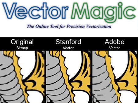 imagenes vectoriales linux vectormagic convierte imagenes en vectoriales bricogeek com