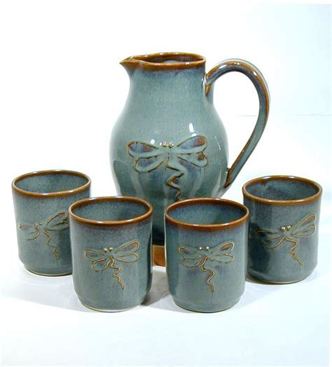 Pottery And Dragonfly Pottery