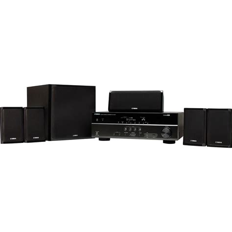 yamaha yht 4910u 5 1 channel home theater system