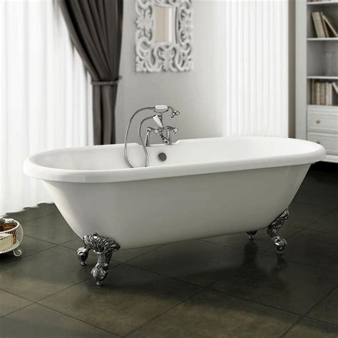 roll top bathrooms duke 1795 double ended roll top bath victorian plumbing