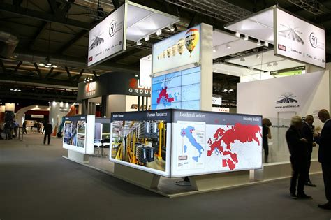 fiere illuminazione act events stand profilmec all evento made in steel di