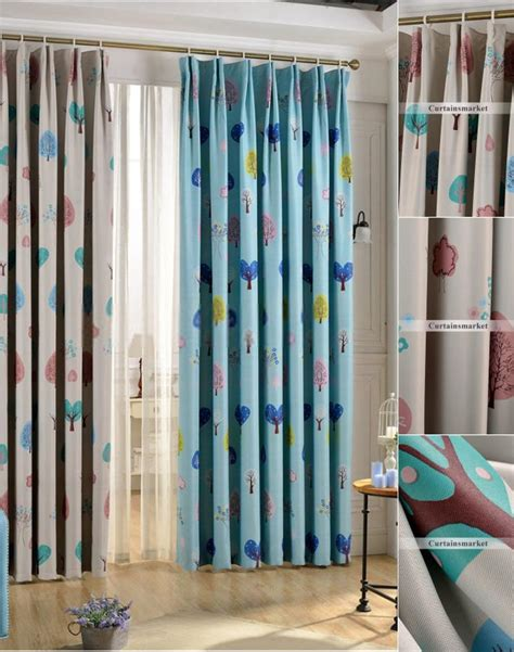 cute cheap curtains good quality and cheap cute curtains with tree patterns