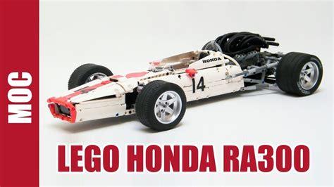 lego honda lego technic honda ra 300 by nico71