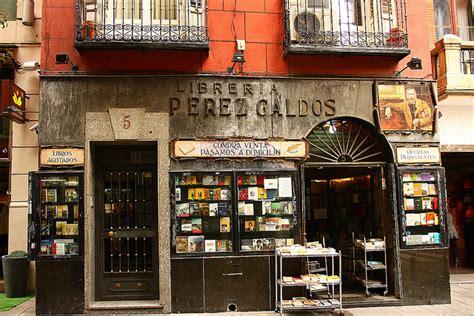 libreria perez galdos la calle hortaleza una rebelde con causa secretos de madrid