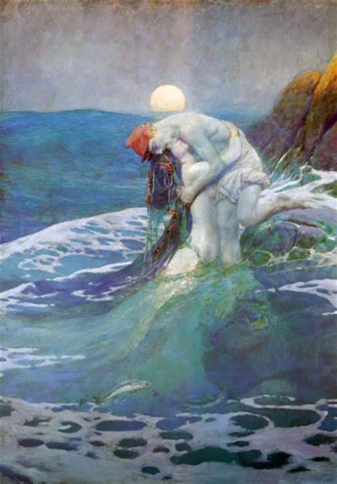Fable Part One in this hurricane s eye a mermaid s tears a fable part