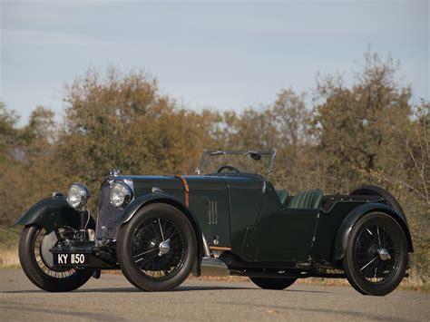 aston martin 1 189 litre international 2 4 seater 1929 32