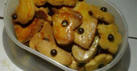 Kunir Kunyit Kuning Kering 250 Gram resep kue kering dasar dengan kacang oleh deva cookpad