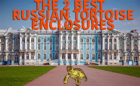 best russian the top 2 best russian tortoise enclosures
