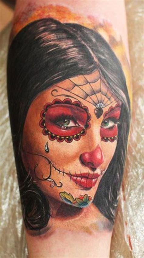 santa muerte tattoo images great muerte pictures tattooimages biz