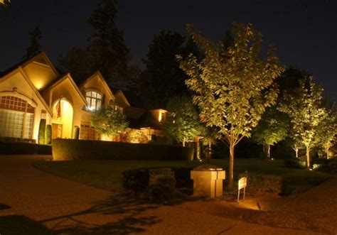 Quality Landscape Lighting Seattle Outdoor And Garden Lighting In Seattle Area Britescape