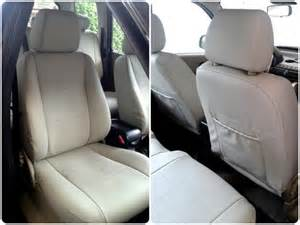Car Seat Covers For Land Rover Freelander Land Rover Freelander Car Seat Covers In Leather Effect
