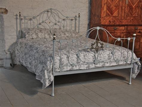 king size iron bed very pretty early victorian king size iron bed 217318