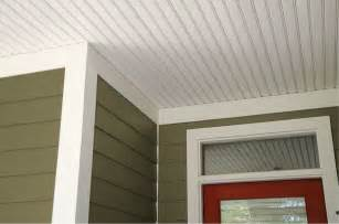 beadboard for porch ceiling 7 fiber cement porch ceiling ideas that will improve your