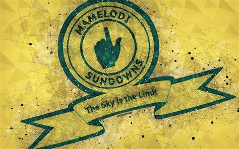 wallpapers mamelodi sundowns fc  logo