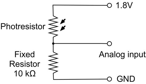 fixed resistor what does it do photoresistors measuring light with a beaglebone black adafruit learning system