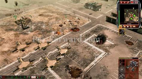 how do you your to attack on command command conquer 3 kanes wrath walkthrough mission 1 the insurrection
