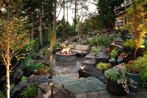 Backyard Renovation Ideas Pictures by Backyard Renovation Traditional Patio Seattle By Alderwood Landscape Architecture And