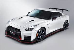 R35 Nissan Nissan Gt R Nismo N Attack Package R35 2017