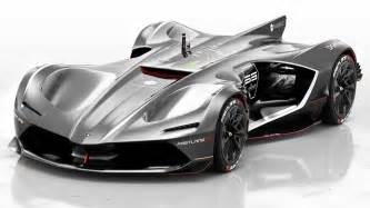unofficial and autonomous lamborghini racer inspired by
