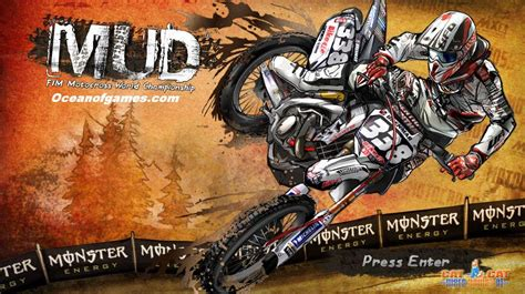 motocross racing games mud fim motocross world chionship free download